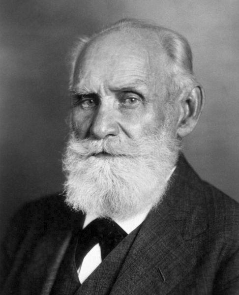Iwan Petrowitsch Pawlow (Quelle: Wikipedia)